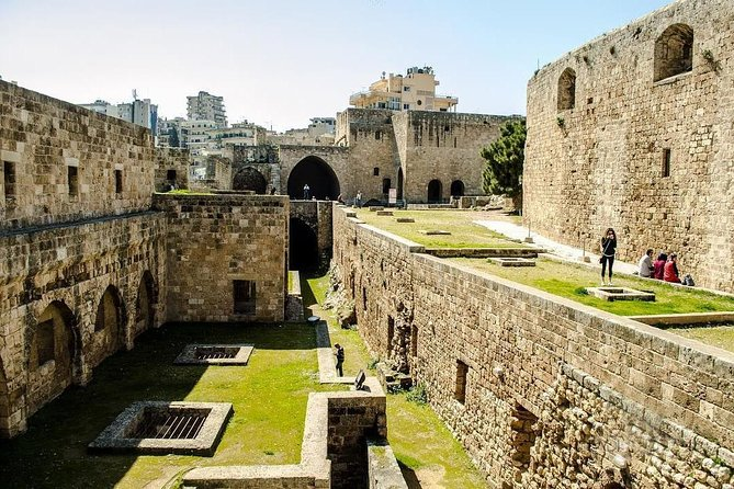 Small Daily Tours from Beirut - Tripoli and Batroun - Lunch Included photo 11