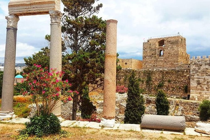 Private Full-Day Tour to Byblos and Tripoli from Beirut