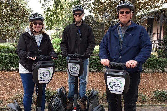 90-Minute Segway History Tour of Savannah