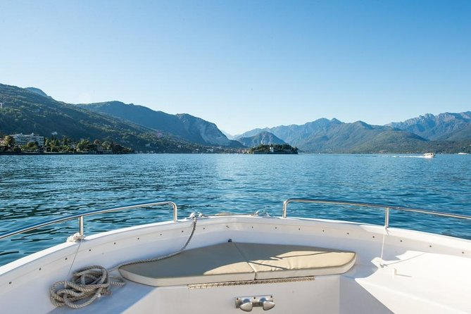 Ticket for Isola Bella from Stresa