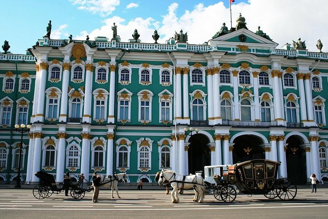 2 Day Easy Shore tour St Petersburg