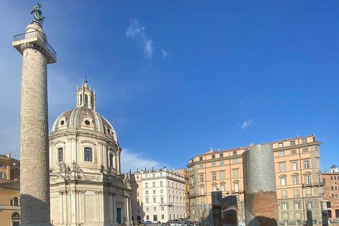 ROME Walking TOUR