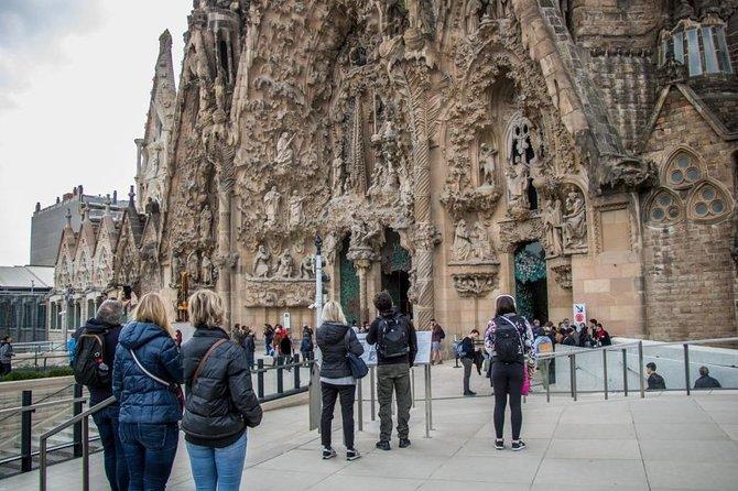 Barcelona Gaudi's Sagrada Familia VIP Private Tour