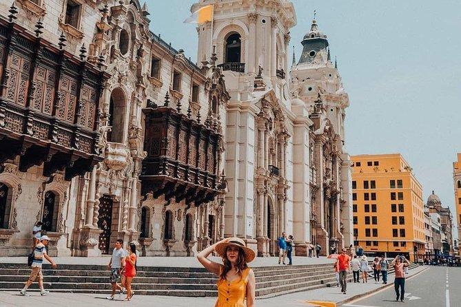 Tour por la Ciudad de Lima