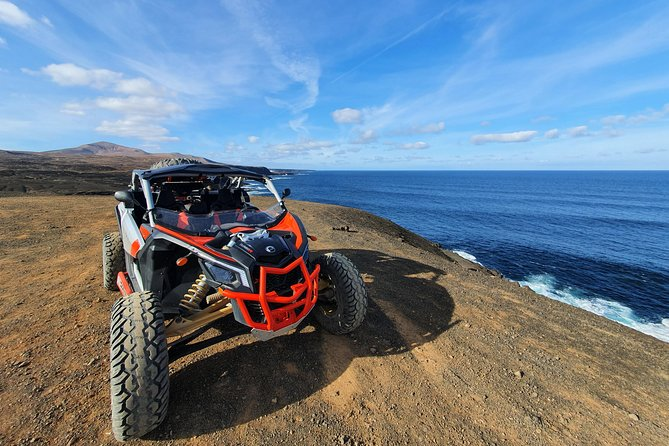 3 Hour Guided Buggy Tour Around the Island of Lanzarote