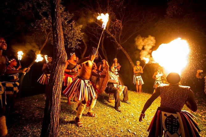 Boma Dinner And Drum Experience