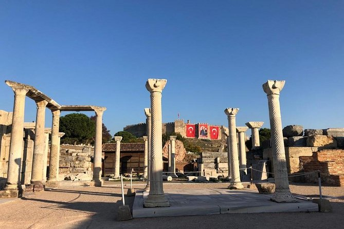 Small Group Full-Day Private Tour to Ephesus with Entrance Fees