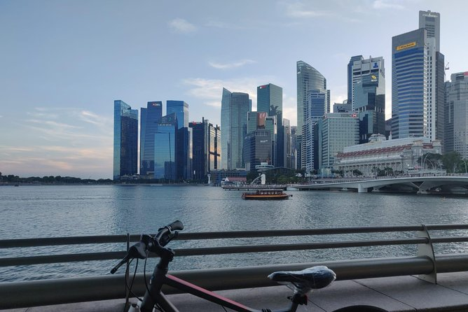 Private Cycling Tour in Singapore