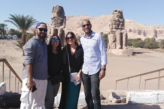 Day Trip to Luxor from Hurghada with Hotel Pickup and drop off