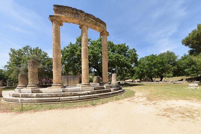 4-Days Argolis,Ancient Olympia,Delphi,Meteora private tour from Athens