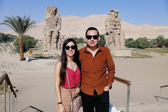 Luxor Day Trip from Hurghada :Valley of the Kings,Hatshepsut Temple,KarnakTemple
