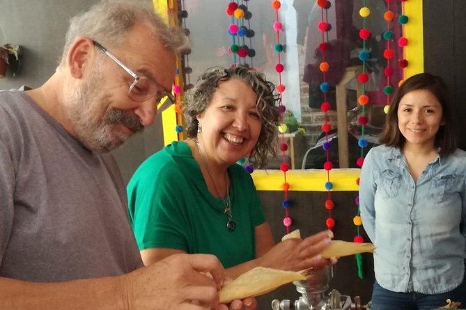 Mexican cooking classes with Toñita