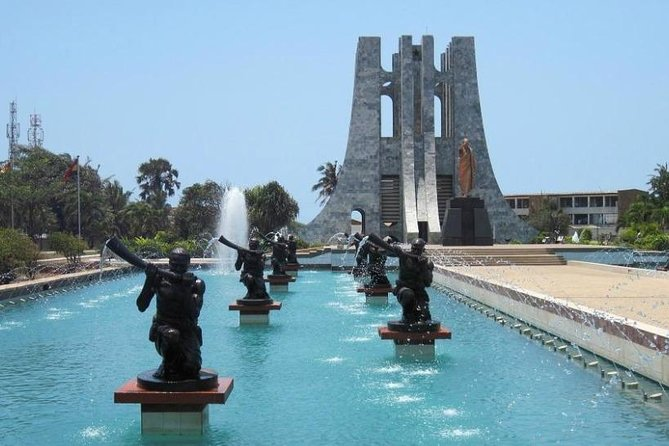 The best of Accra city walking tour