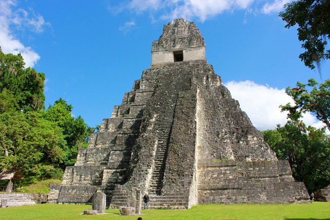 Full Day at Tikal Mayan Ruin Tour from San Ignacio