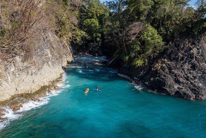 Manuel Antonio Ocean Kayaking