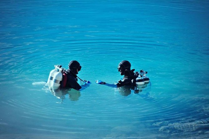 Open Water Diver course PADI in Cancun