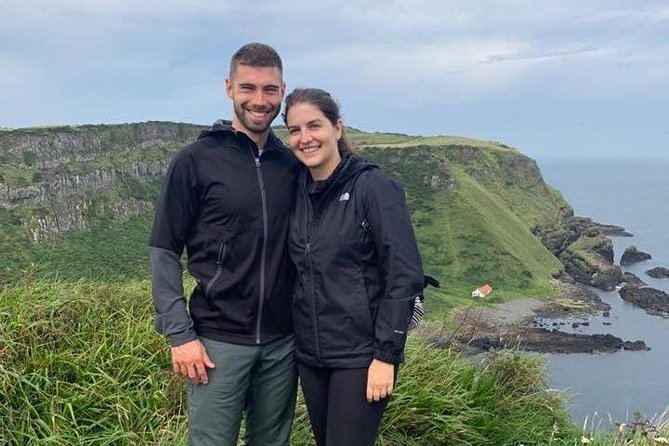 Giant's Causeway Tour with Cliff Path Hike - private tour
