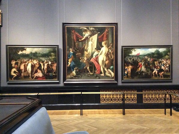 Private tour of the picture gallery of the Art History Museum VIenna