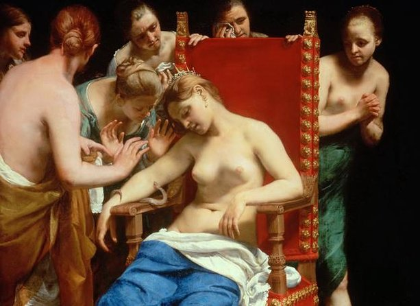The Saviour, the Ruler, and Simply a Beauty: The Place of Women in Art from Titian to Cagnacci