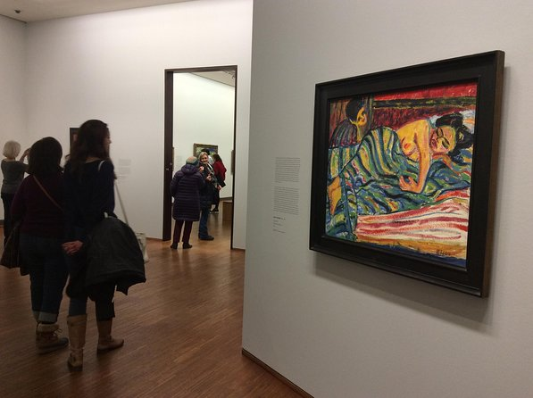 The Albertina: Expert-led Tour through the 'From Monet to Picasso' Exhibition