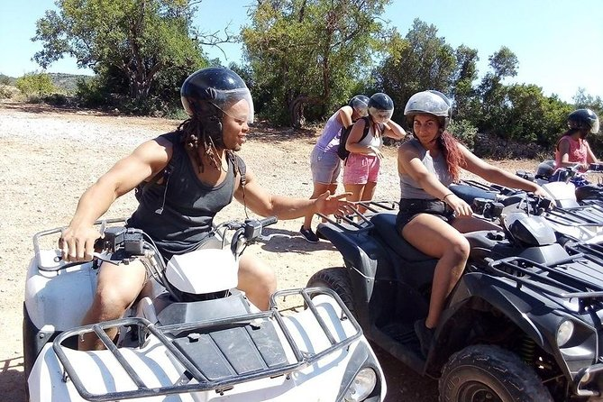 1.5 Hour Quad Off-Road Tour from Albufeira