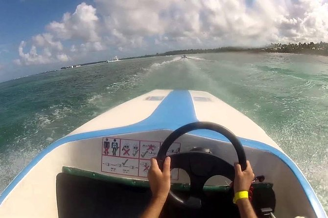 speed boat & snorkeling