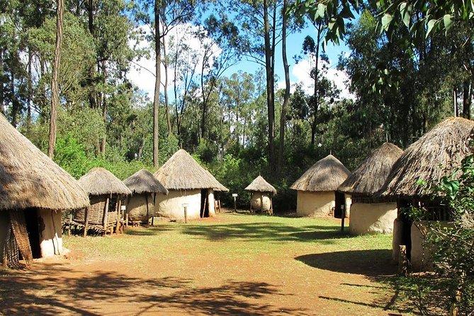 Bomas of Kenya - 2Hrs