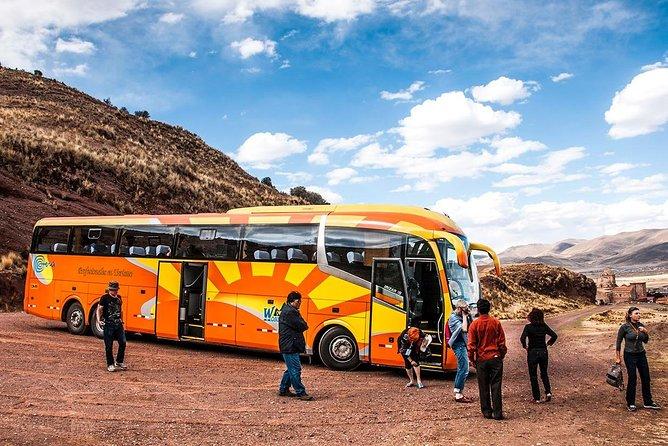 Tourist Bus Puno - Cusco