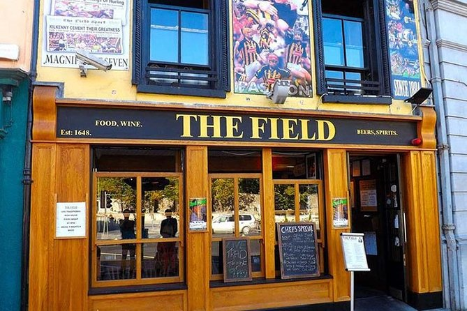 Hurling Tour - The Field Bar