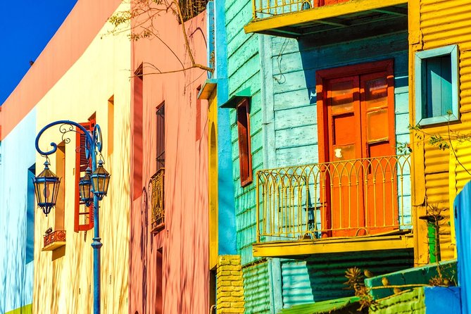 Premium Buenos Aires City Tour with Lunch + Boat Navigation