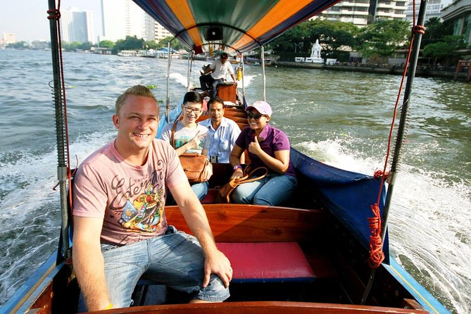 Legendary Long Tail Boat Tour (Private & All-Inclusive)