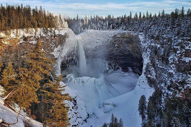 Frozen Waterfall Tours
