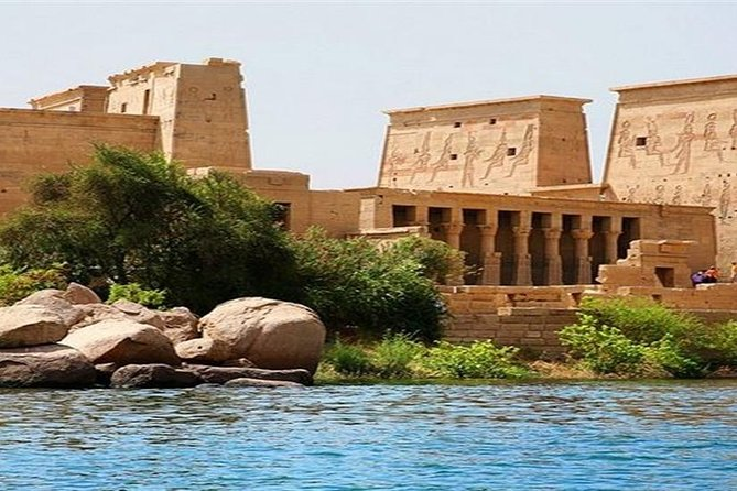 Day Tour: Philae Temple, Unfinished Obelisk, High Dam from Aswan