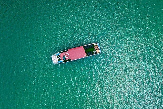 Lan Ha Bay & Ha Long Bay Cruise Day Tour: Kayaking, Swimming & Lunch