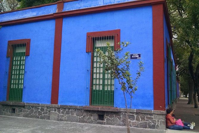 Xochimilco and Frida Khalo