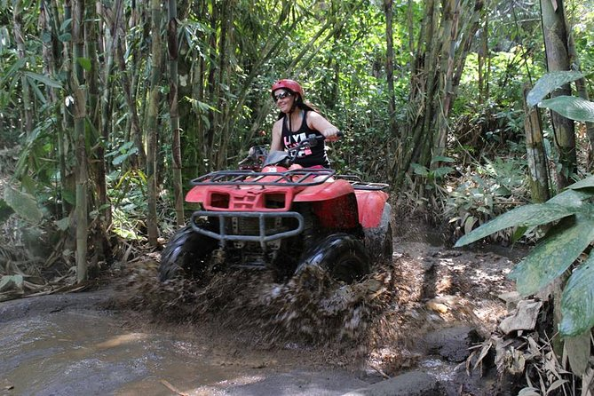 Bali Sunrise Trekking - ATV Ride - Spa : Best Quad Bike Packages