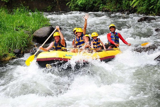 Telaga Waja River Rafting and Bali ATV Ride Packages