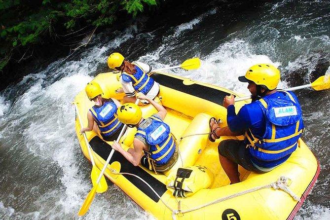 Telaga Waja River Rafting and Bali ATV Ride Packages