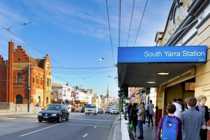 South Yarra to Melbourne Airport Special or the other way or To Port Melbourne