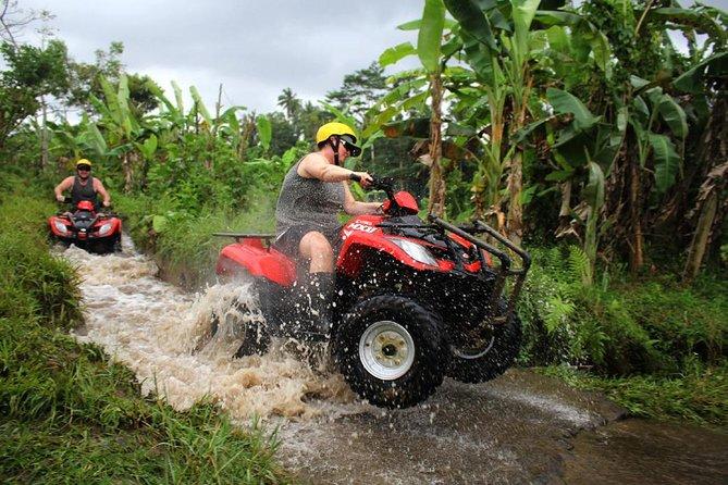 Bali ATV Ride and Jimbaran Seafood Dinner Packages