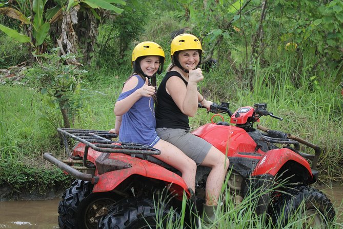 Bali River Tubing and ATV Ride Packages