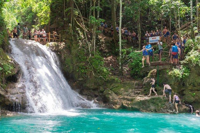 Blue Hole Ocho Rios (Island Gully Falls)