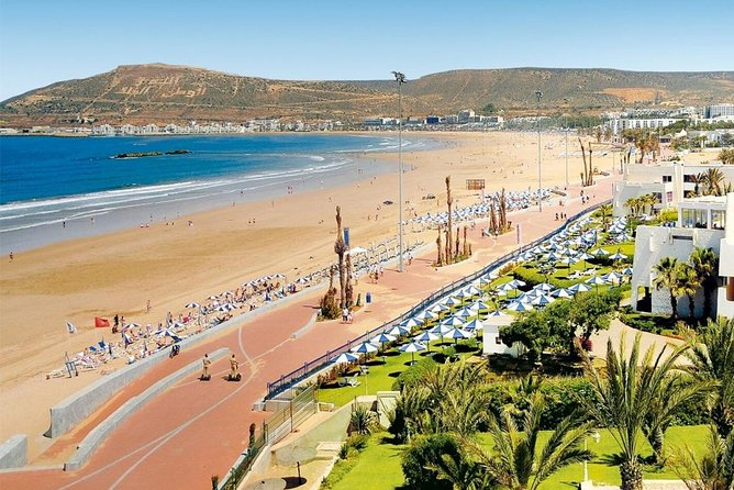 Private 2-Day Guided Tour to Agadir and Essaouira from Marrakech