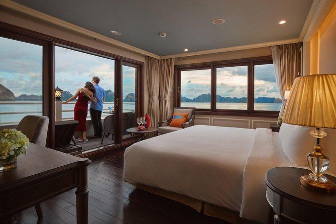 Bai Tu Long Luxury Cruise 2D/1N: Kayaking & Swimming at the pristine places