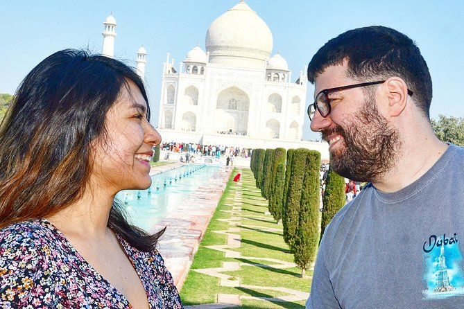 Overnight Agra Trip from Delhi : Sunrise and Sunset Taj Mahal Visit