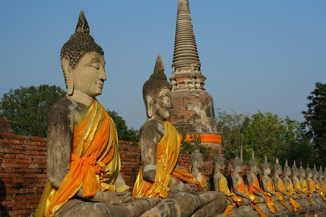 Private Day Tour From Bangkok with Everything You Need to See in Ayuthaya