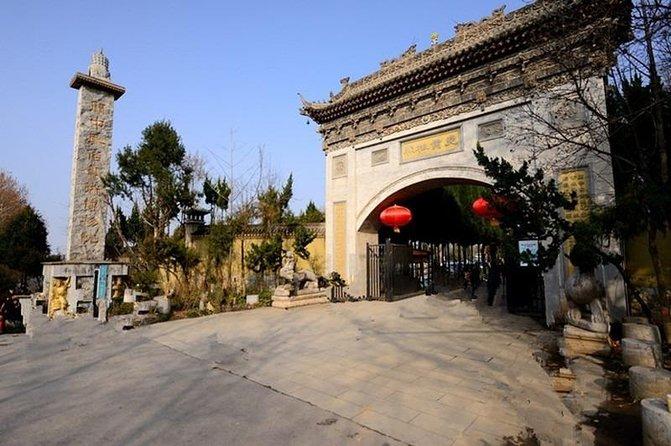 Private Day Tour:Xi'an Guanzhong Folk Art Museum