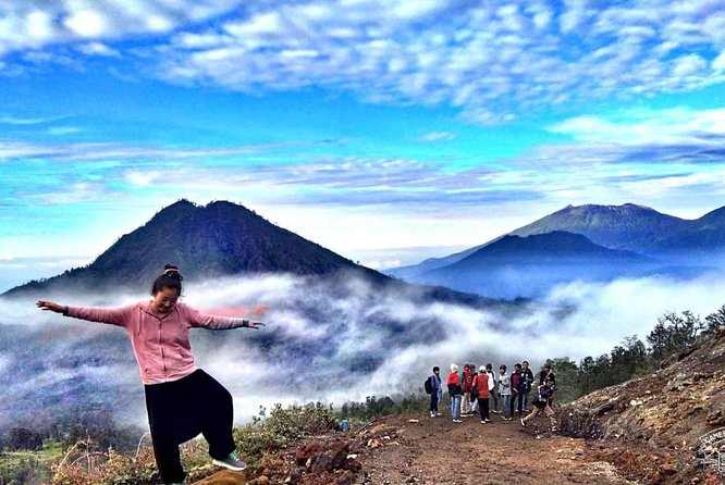 Ijen Blue Flame fire crater Tour from Bali