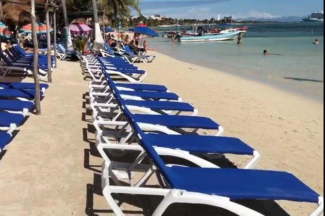 FACILITIES BEACH CLUB For A Day At The Beach At Los Arrecifes Restaurant.