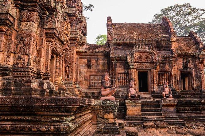 Big Tour & Banteay Srei Temple Small Group